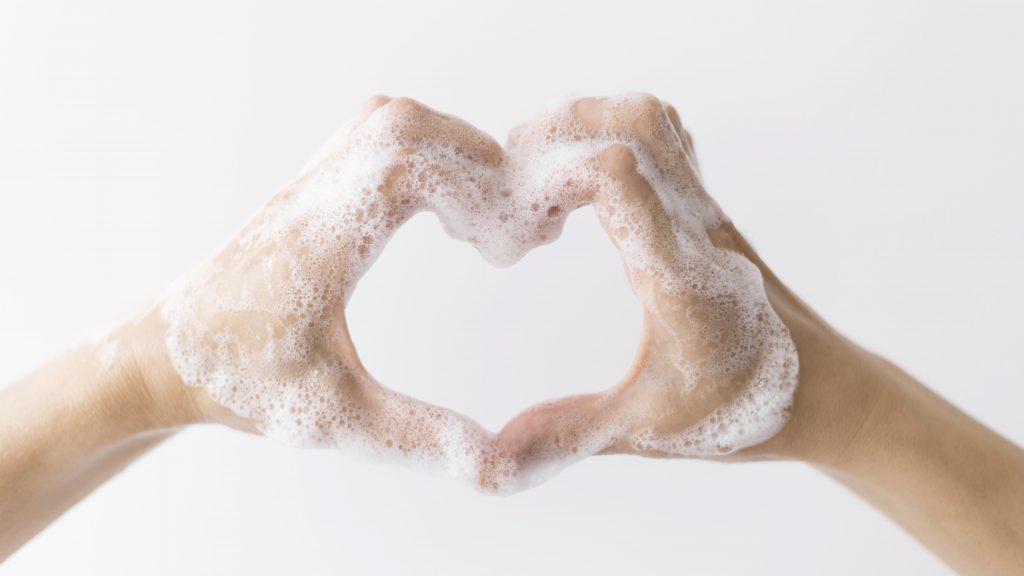 πλυσιμο χεριων για παιδια