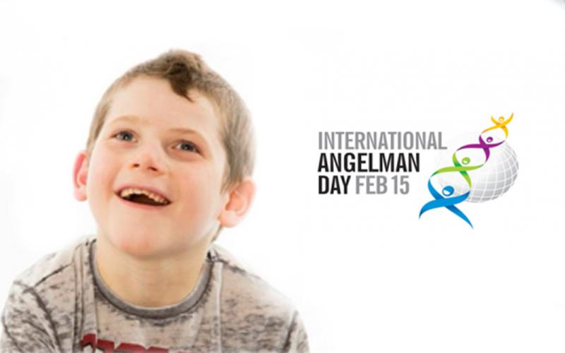 Παγκόσμια Ημέρα Συνδρόμου Angelman